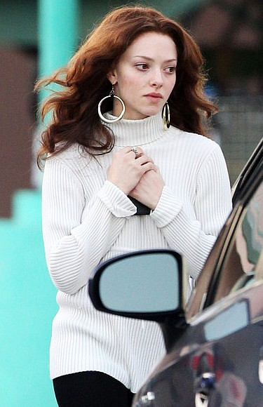 Amanda Seyfried May Appear Naked in 'Lovelace'
