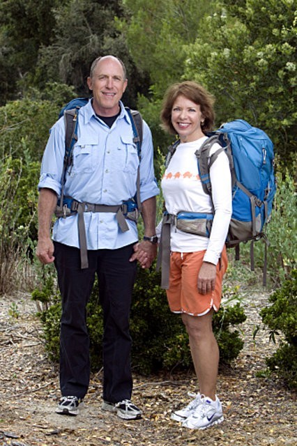'Amazing Race' Recap: The Oldest Couple Can't Keep Up With Speed