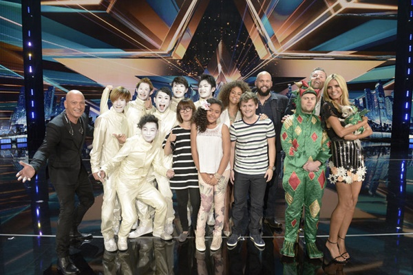 'America's Got Talent' Reveals First Semifinalists of Season 10