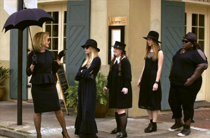 'American Horror Story' Closes 'Coven' With Record Rating