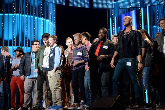 'American Idol' Hollywood Week - Part 2: 28 Guys Left, 8 More to Be Eliminated