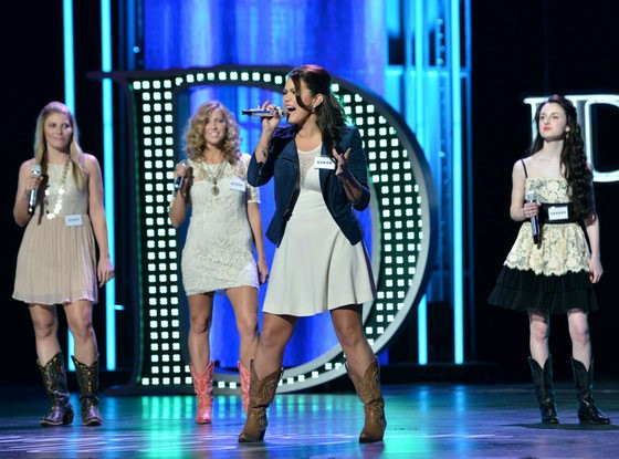 'American Idol' Hollywood Week - Part 3: Tension Is High During the Girl Group Round