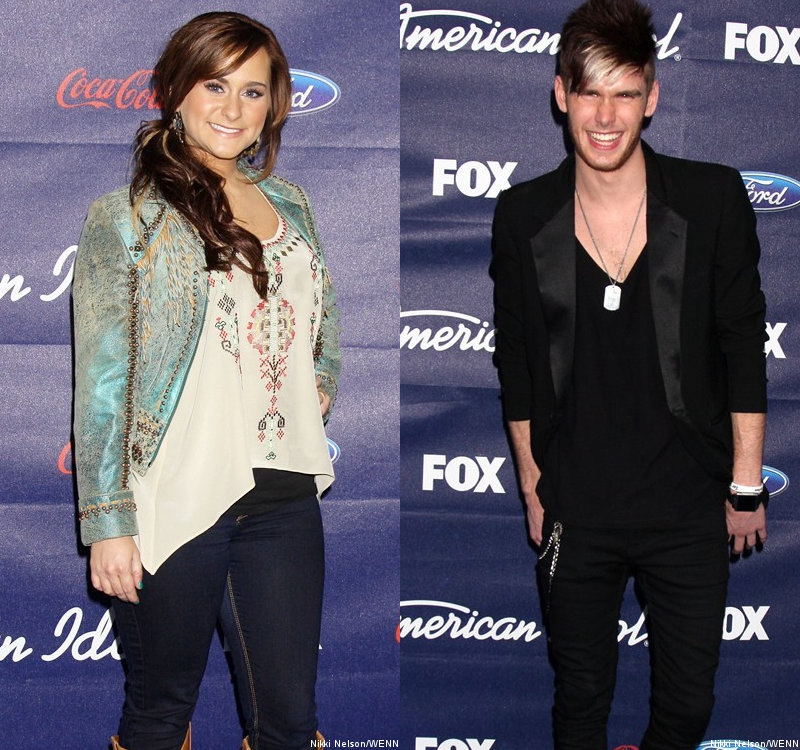 'American Idol' Finalist Skylar Laine: Dating Colton Dixon Would Be Kind of Weird
