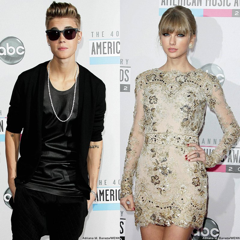 AMAs 2012: Justin Bieber and Taylor Swift Are Among Early Winners