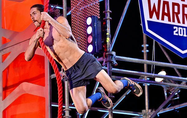 'American Ninja Warrior' Finds Its First Winner in Season 7 Finale