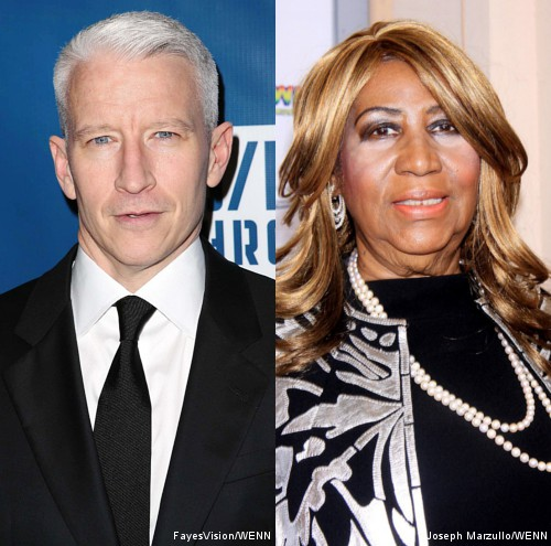 Anderson Cooper and Aretha Franklin Defend Beyonce's Lip-Sync at Obama Inauguration
