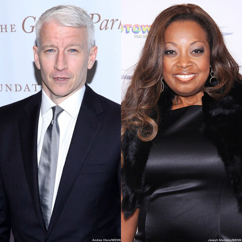 Anderson Cooper Slams Star Jones for Saying His Coming Out Is Publicity Stunt