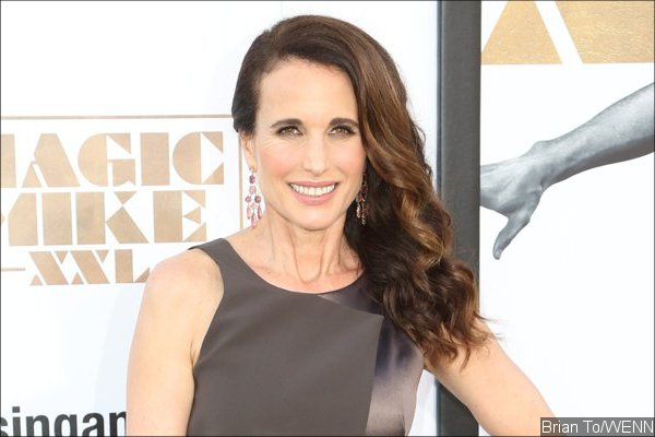 Andie MacDowell Finds the Word 'Cougar' 'Offensive'
