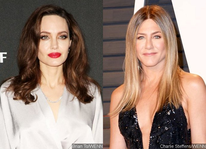 Angelina Jolie Won't Avoid Run-In With Jennifer Aniston as They're Set to Present at Golden Globes