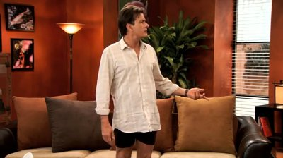 'Anger Management' Clips: Charlie Sheen Can't Understand Women