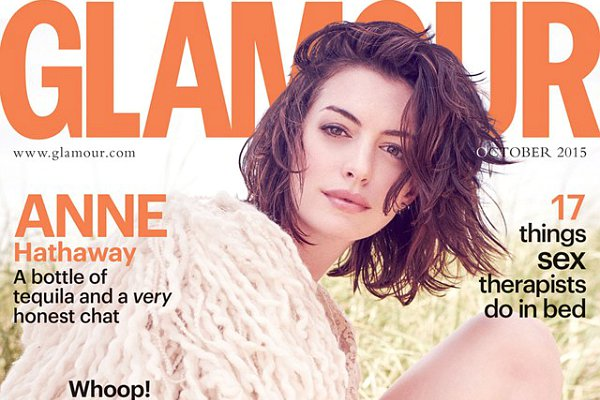 Anne Hathaway on Losing Roles to Younger Actresses: I Can't Complain About It