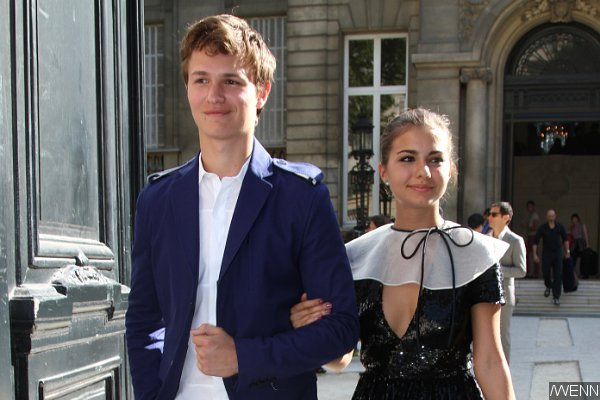 is ansel elgort dating anyone Baby driver star ansel elgort is celebrating his 24 th birthday today, and his girlfriend, ballet dancer violetta komyshan, just shared the cutest photo of the genetically-blessed couple the lovebirds started dating as students at new york city's laguardia high school, which they attended with.