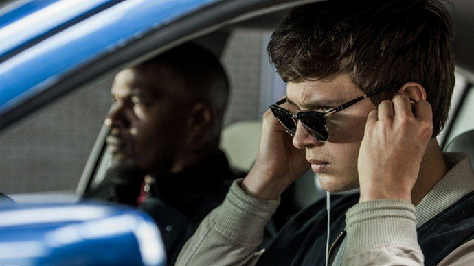 Ansel Elgort Steps on the Gas in 'Baby Driver' Trailer