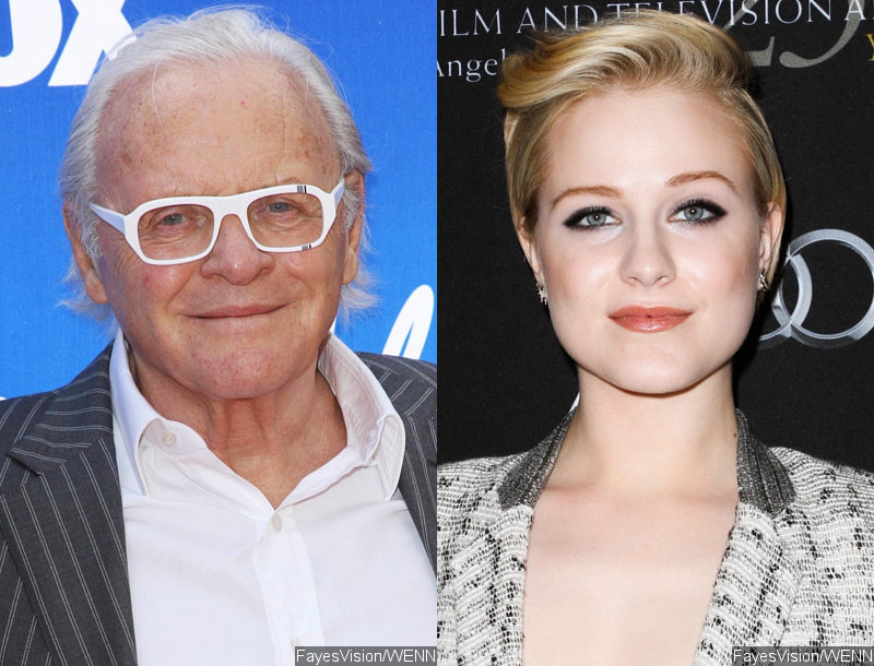 Anthony Hopkins and Evan Rachel Wood to Star in 'Westworld' TV Remake