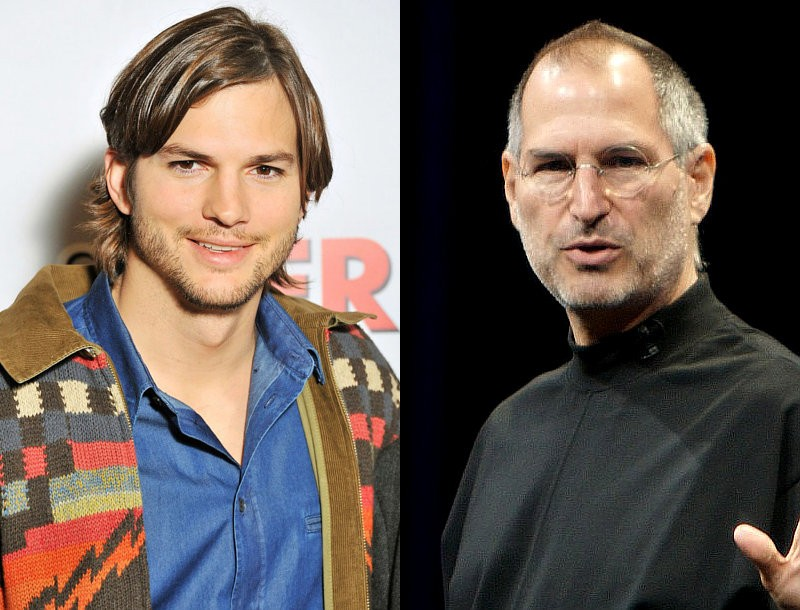 Apple Fans React to Ashton Kutcher's Casting as Steve Jobs in Indie Biopic