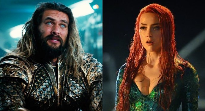 'Aquaman' Final Set Photos and Video Show Mera and Arthur Curry's New Armor