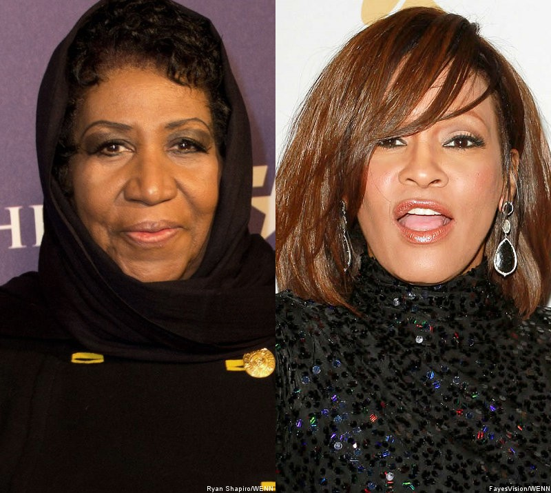 Aretha Franklin NOT Axing Her Gig at Whitney Houston's Funeral Due to Feud With Cissy