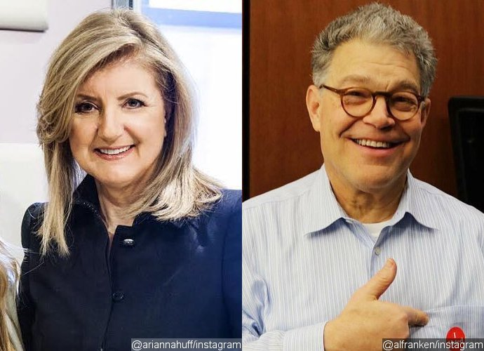 Arianna Huffington, Former 'SNL' Cast and Staff Support Al Franken Amid Sexual Harassment Claims
