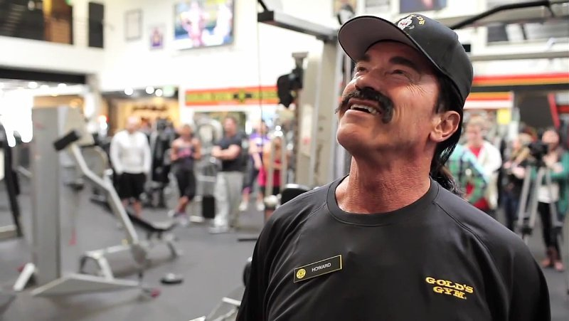 Video: Arnold Schwarzenegger Goes Undercover as Gym Instructor