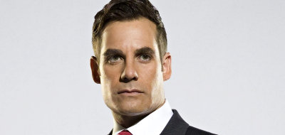 Nathan Petrelli in 'Heroes''