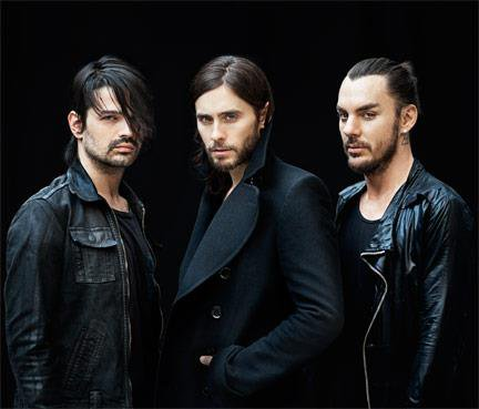Artist of the Week: 30 Seconds to Mars