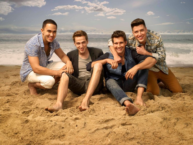 Artist of the Week: Big Time Rush