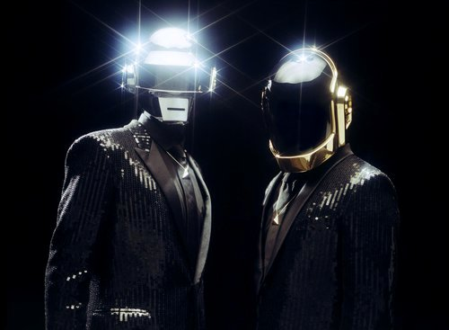 Artist of the Week: Daft Punk