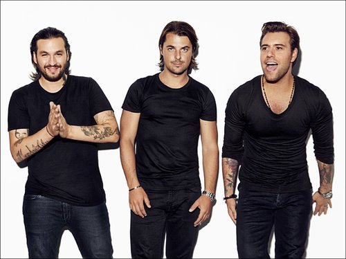 Artist of the week swedish house mafia for Real house music