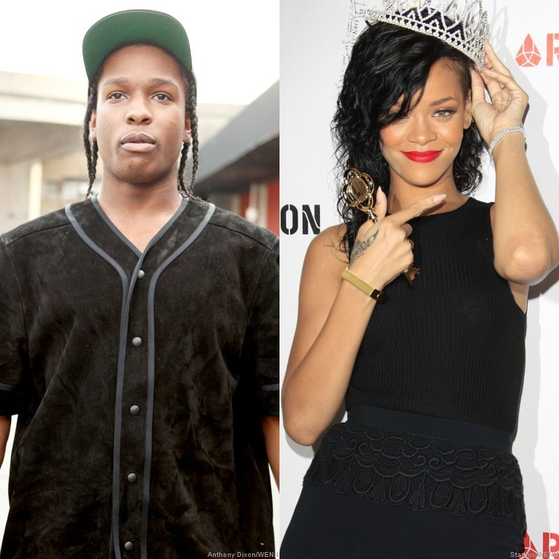 A$AP Rocky Is Front Act for Rihanna's 'Diamonds' Tour
