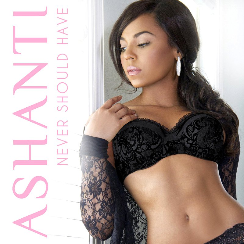 Ashanti Debuts New Single 'Never Should Have'