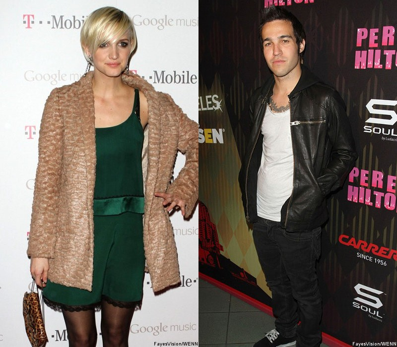 Ashlee Simpson and Pete Wentz Have Finalized Their Divorce