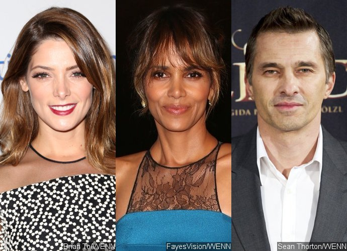 Ashley Greene Accused of Causing Halle Berry and Olivier Martinez's Divorce