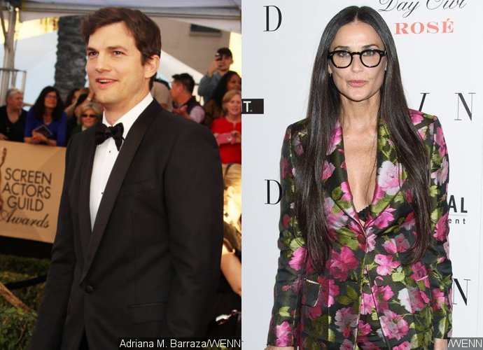 Ashton Kutcher Starves Himself for a Week Following Demi Moore Divorce: 'Just Water and Tea'