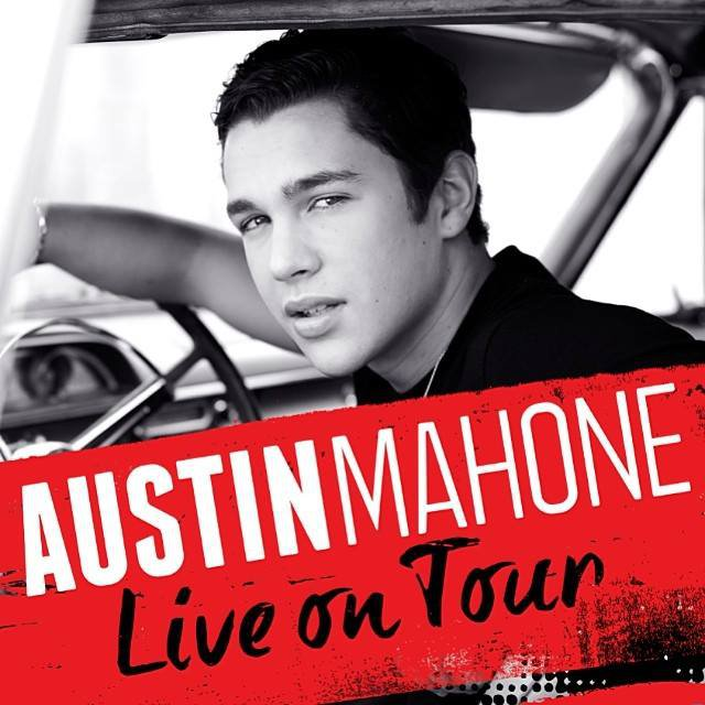 Austin Mahone Announces Debut Album and Tour