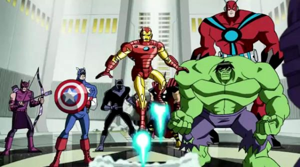 New 'Avengers' TV Series Could Launch in 2013