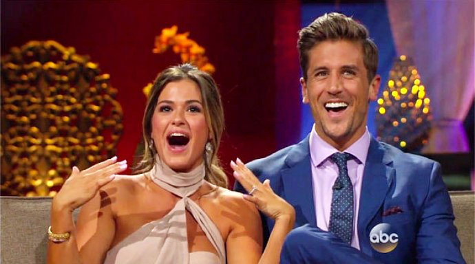 Bachelorette After Final Rose Are JoJo And Fiance Still Together Difficult Engagement