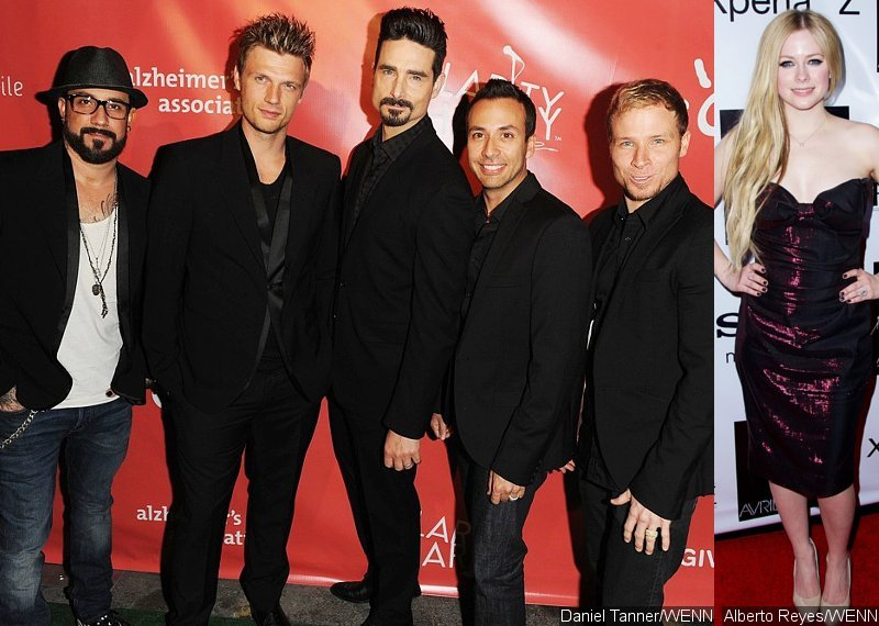 Backstreet Boys Announces North American Tour With Avril Lavigne as Supporter