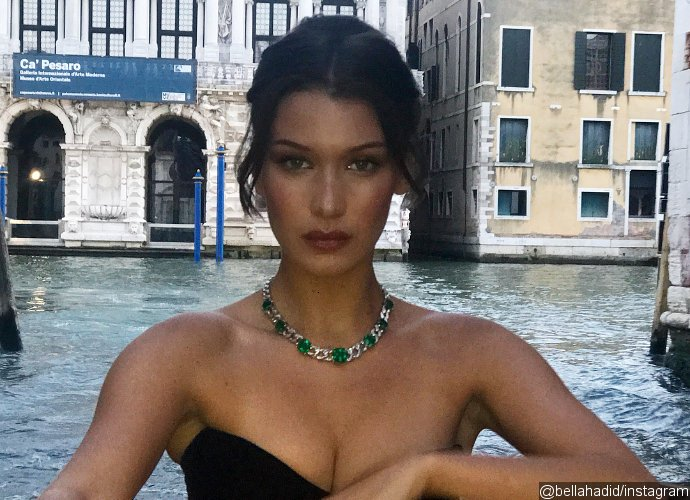 Bella Hadid Risks Wardrobe Malfunction in Sheer Top as She Steps Out in Bizarre Outfit