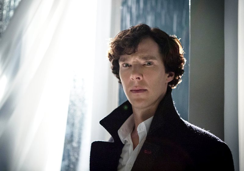 Benedict Cumberbatch Had Reservations About Taking 'Sherlock' Role