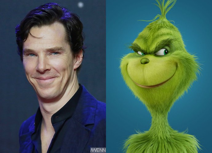 Image result for grinch 2018 cumberbatch