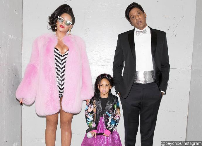 Beyonce and Jay-Z's Daughter Blue Ivy Bid $19K at Wearable Art Gala