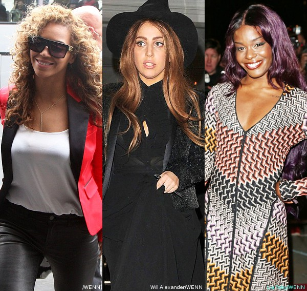 Beyonce Might Collaborate With Lady GaGa and Azealia Banks on 'Ratchet' Single