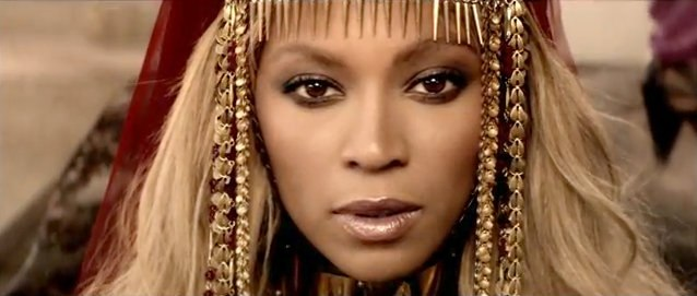 Beyonce Knowles Premieres Official 'Run the World (Girls)' Music Video