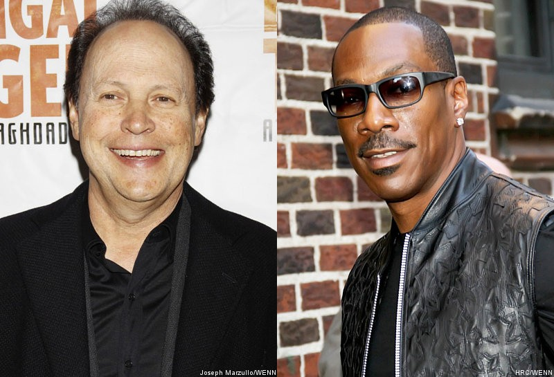 Billy Crystal Locked to Replace Eddie Murphy as Oscar Host