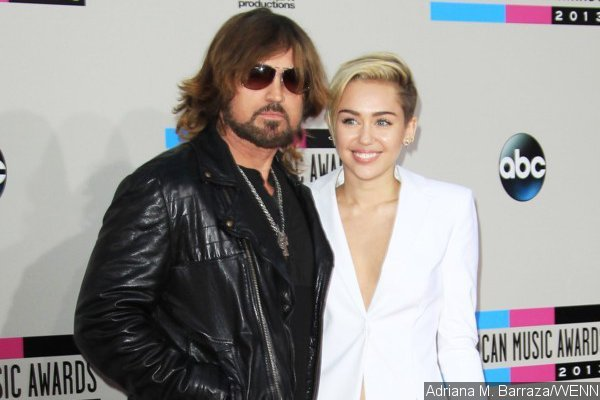 Billy Ray Cyrus Jokes About Miley Baby Rumor