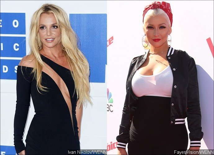 Are Britney Spears and Christina Aguilera Collaborating on New 'Glory' Remix?