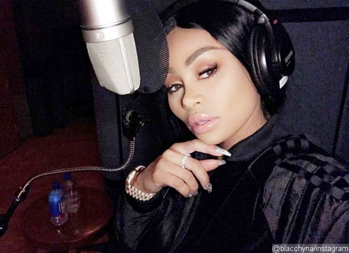 Blac Chyna to Release Hip-Hop Music Soon Despite 'Horrible' Rap Skill