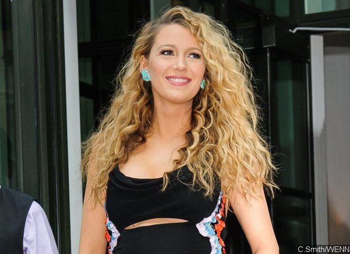 Blake Lively Suffers Wardrobe Malfunction In Bikini During
