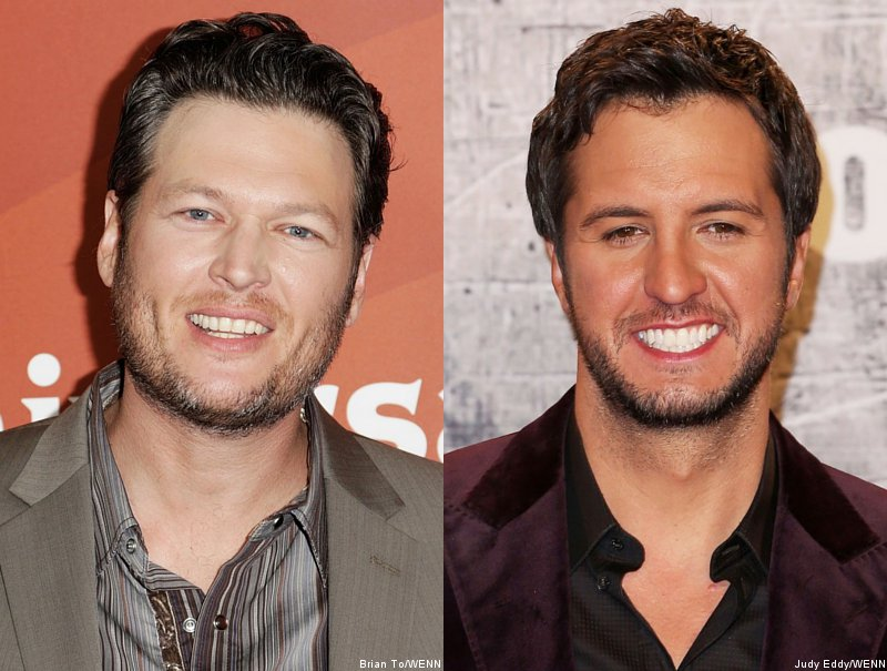 Blake Shelton and Luke Bryan to Open 2013 ACM Awards With Miranda Lambert
