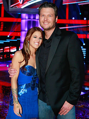 Blake Shelton: 'The Voice' Winner Cassadee Pope Destined to Be a Star